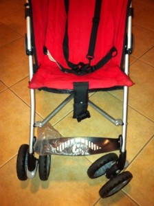 Max's stroller